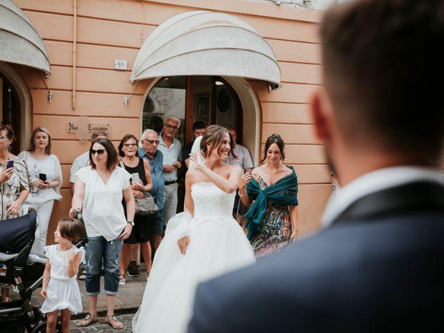 Il matrimonio di Mattia e Francesca a Arcevia, Ancona 60