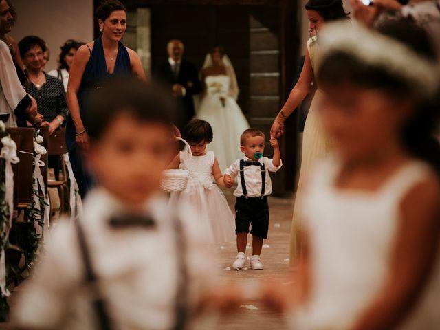Il matrimonio di Mattia e Francesca a Arcevia, Ancona 65