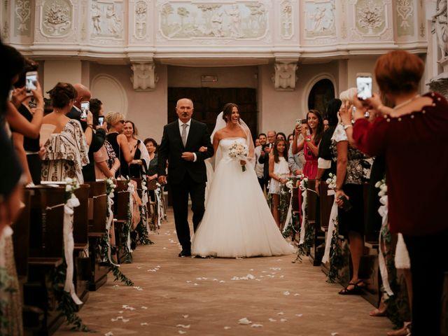 Il matrimonio di Mattia e Francesca a Arcevia, Ancona 68