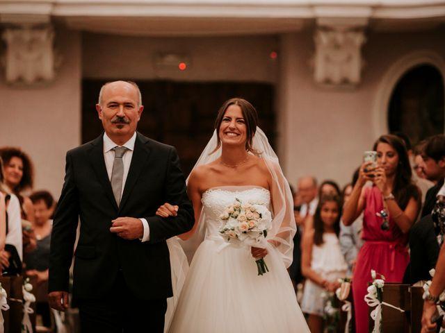 Il matrimonio di Mattia e Francesca a Arcevia, Ancona 69