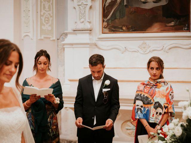 Il matrimonio di Mattia e Francesca a Arcevia, Ancona 70