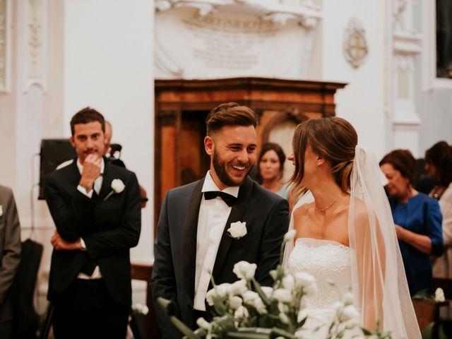 Il matrimonio di Mattia e Francesca a Arcevia, Ancona 71