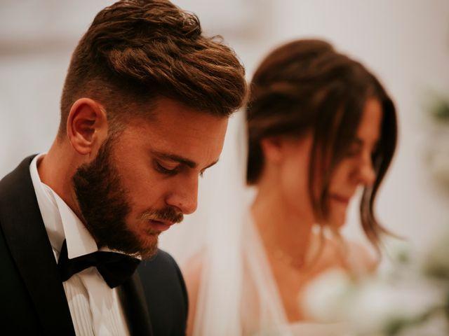 Il matrimonio di Mattia e Francesca a Arcevia, Ancona 76