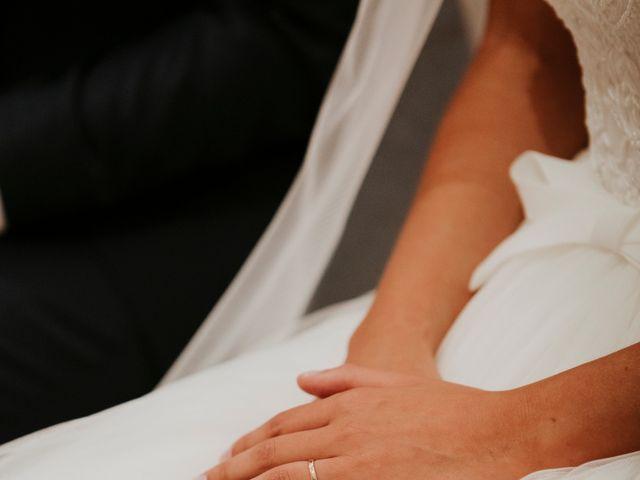 Il matrimonio di Mattia e Francesca a Arcevia, Ancona 82