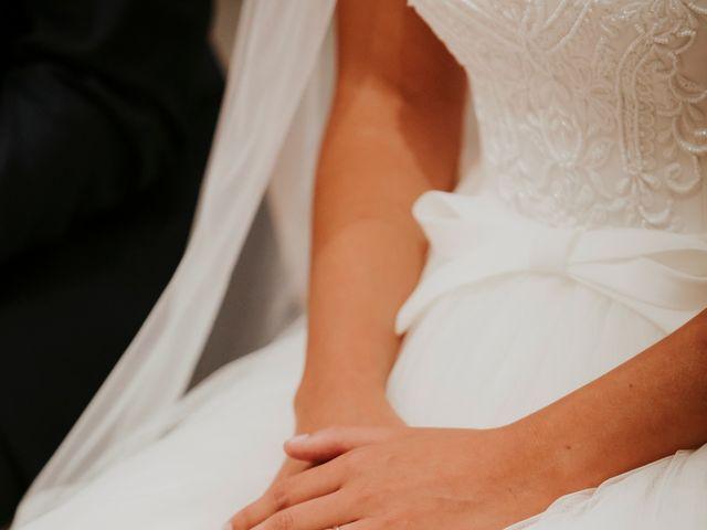 Il matrimonio di Mattia e Francesca a Arcevia, Ancona 83