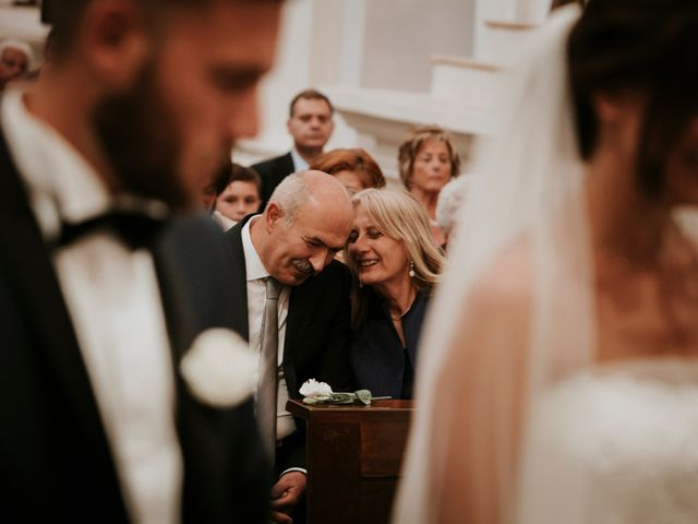 Il matrimonio di Mattia e Francesca a Arcevia, Ancona 85