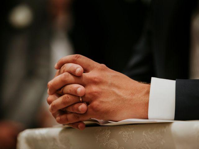 Il matrimonio di Mattia e Francesca a Arcevia, Ancona 88