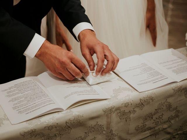 Il matrimonio di Mattia e Francesca a Arcevia, Ancona 89