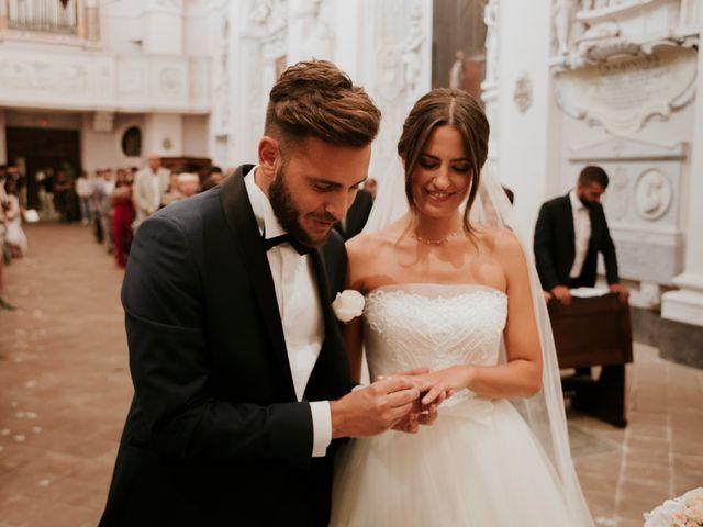 Il matrimonio di Mattia e Francesca a Arcevia, Ancona 91