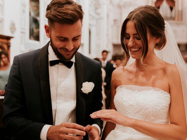 Il matrimonio di Mattia e Francesca a Arcevia, Ancona 94