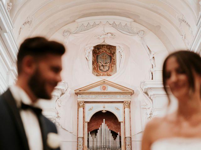 Il matrimonio di Mattia e Francesca a Arcevia, Ancona 97