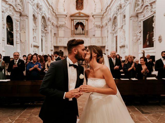 Il matrimonio di Mattia e Francesca a Arcevia, Ancona 99