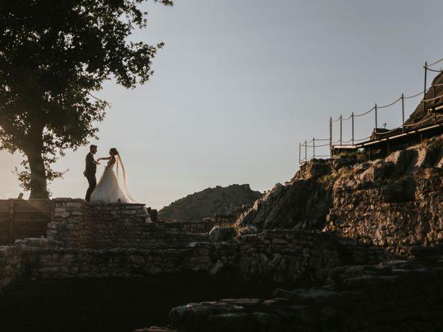 Il matrimonio di Mattia e Francesca a Arcevia, Ancona 127