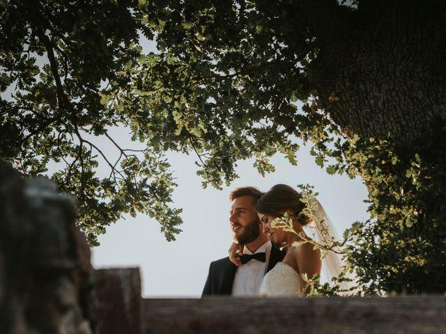 Il matrimonio di Mattia e Francesca a Arcevia, Ancona 135
