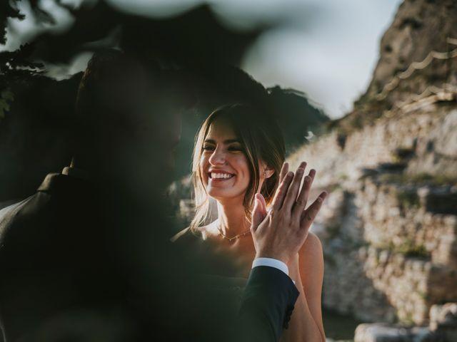Il matrimonio di Mattia e Francesca a Arcevia, Ancona 137