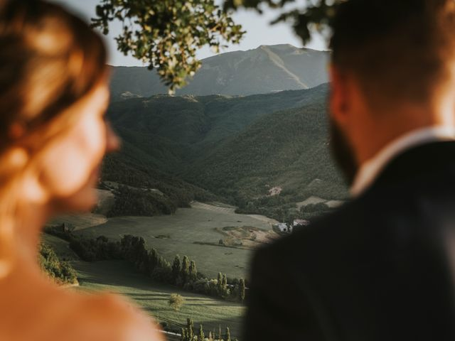 Il matrimonio di Mattia e Francesca a Arcevia, Ancona 140