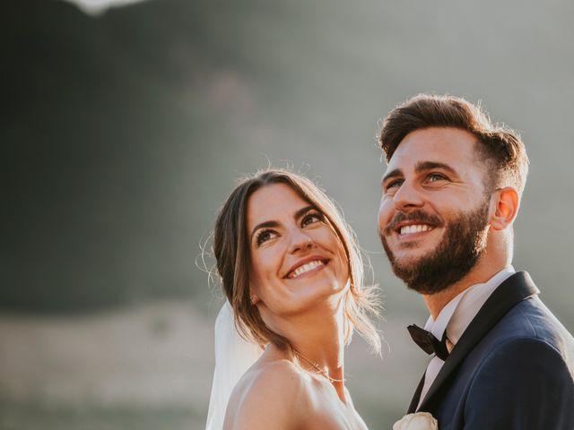Il matrimonio di Mattia e Francesca a Arcevia, Ancona 153