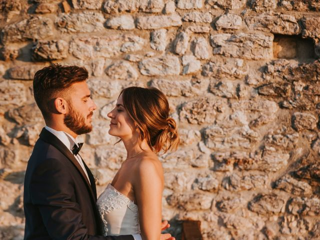 Il matrimonio di Mattia e Francesca a Arcevia, Ancona 166