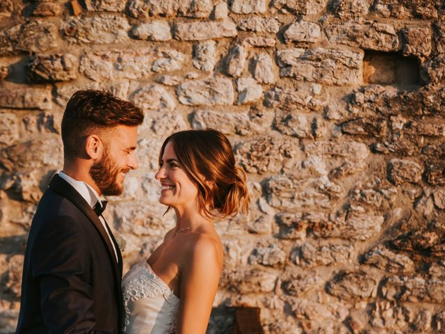 Il matrimonio di Mattia e Francesca a Arcevia, Ancona 167