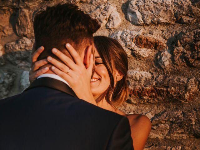Il matrimonio di Mattia e Francesca a Arcevia, Ancona 169