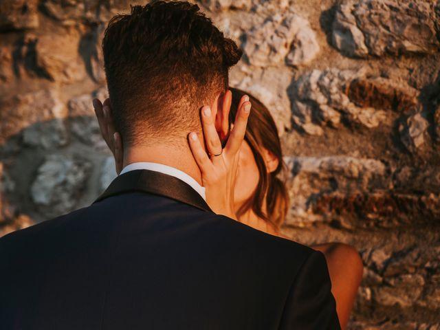 Il matrimonio di Mattia e Francesca a Arcevia, Ancona 170
