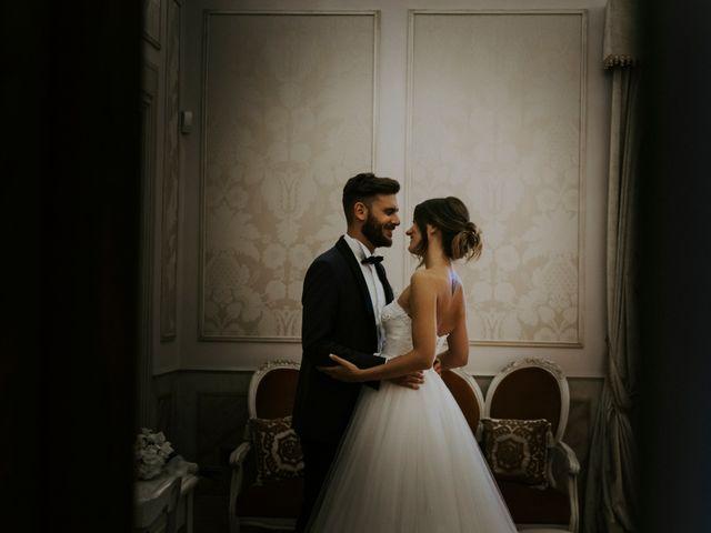 Il matrimonio di Mattia e Francesca a Arcevia, Ancona 181
