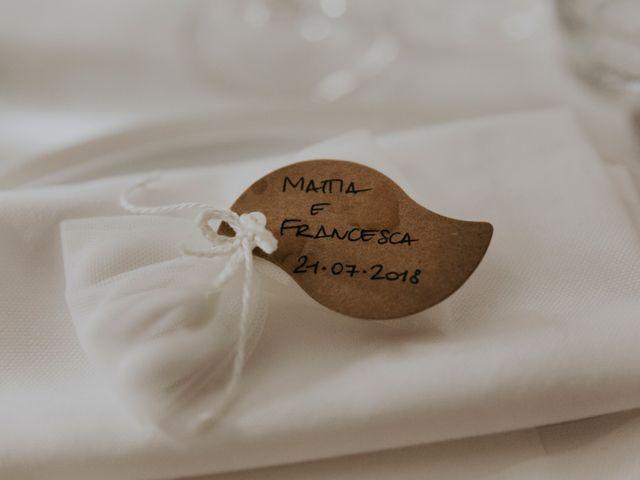 Il matrimonio di Mattia e Francesca a Arcevia, Ancona 184