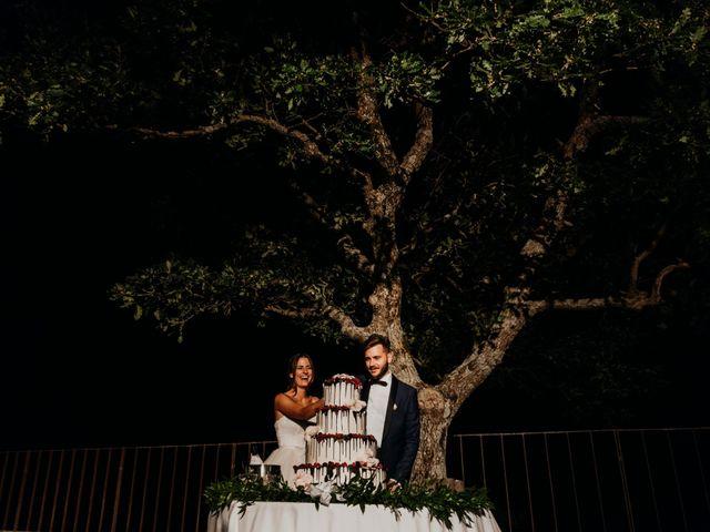 Il matrimonio di Mattia e Francesca a Arcevia, Ancona 189