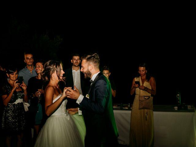 Il matrimonio di Mattia e Francesca a Arcevia, Ancona 196
