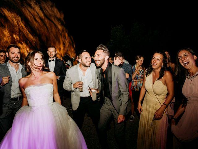Il matrimonio di Mattia e Francesca a Arcevia, Ancona 201