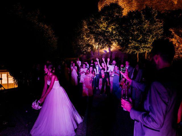 Il matrimonio di Mattia e Francesca a Arcevia, Ancona 208