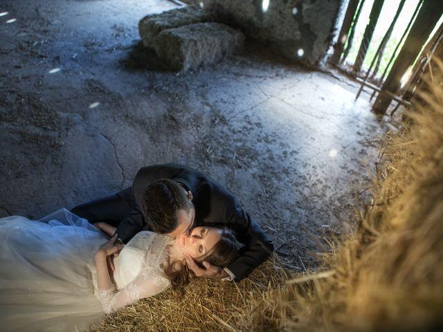 Il matrimonio di Luca e Silvia a Appiano sulla strada del vino-EppanB, Bolzano 2