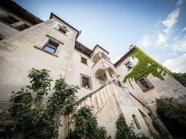 Il matrimonio di Luca e Silvia a Appiano sulla strada del vino-EppanB, Bolzano 3