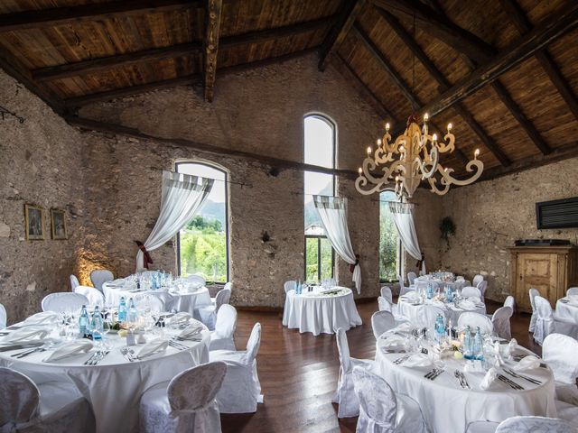 Il matrimonio di Luca e Silvia a Appiano sulla strada del vino-EppanB, Bolzano 4