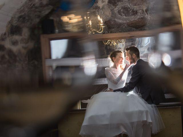 Il matrimonio di Luca e Silvia a Appiano sulla strada del vino-EppanB, Bolzano 8