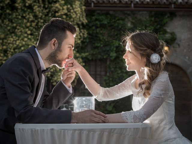 Il matrimonio di Luca e Silvia a Appiano sulla strada del vino-EppanB, Bolzano 9