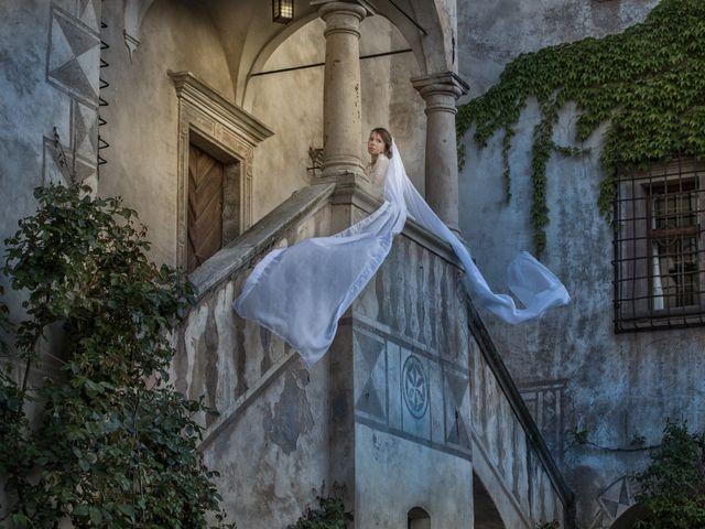 Il matrimonio di Luca e Silvia a Appiano sulla strada del vino-EppanB, Bolzano 10