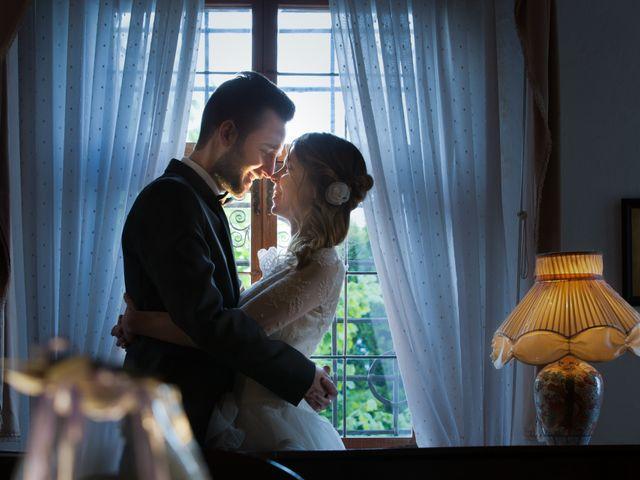 Il matrimonio di Luca e Silvia a Appiano sulla strada del vino-EppanB, Bolzano 11