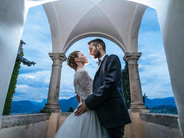 Il matrimonio di Luca e Silvia a Appiano sulla strada del vino-EppanB, Bolzano 14
