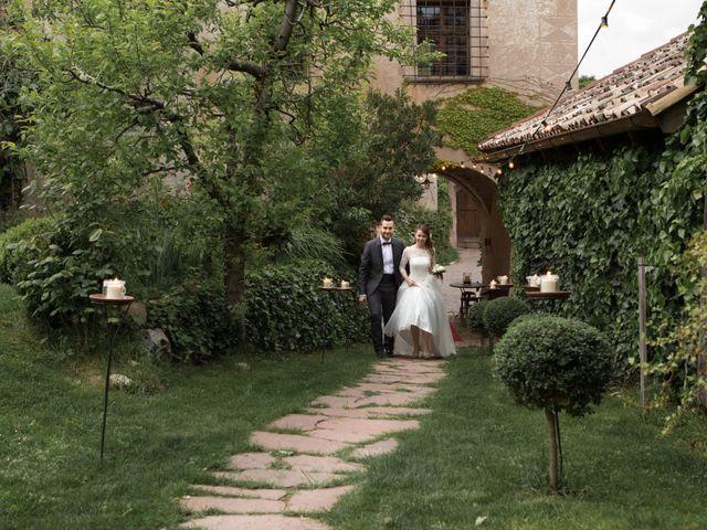 Il matrimonio di Luca e Silvia a Appiano sulla strada del vino-EppanB, Bolzano 16