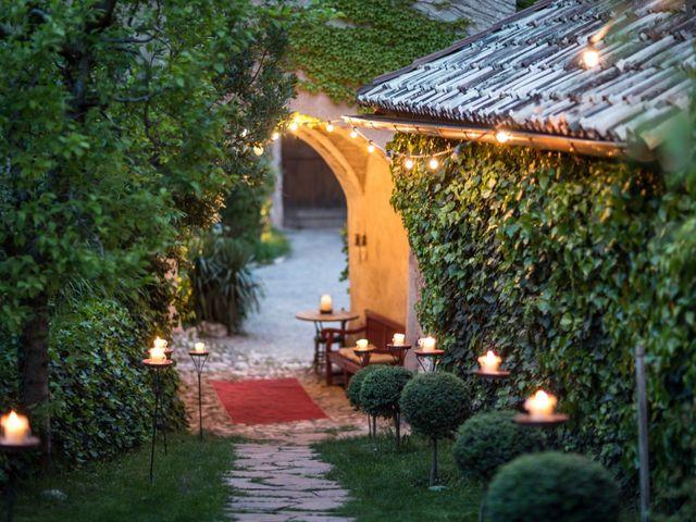 Il matrimonio di Luca e Silvia a Appiano sulla strada del vino-EppanB, Bolzano 18