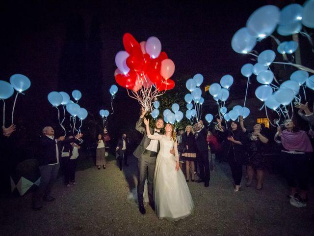 Il matrimonio di Luca e Silvia a Appiano sulla strada del vino-EppanB, Bolzano 21