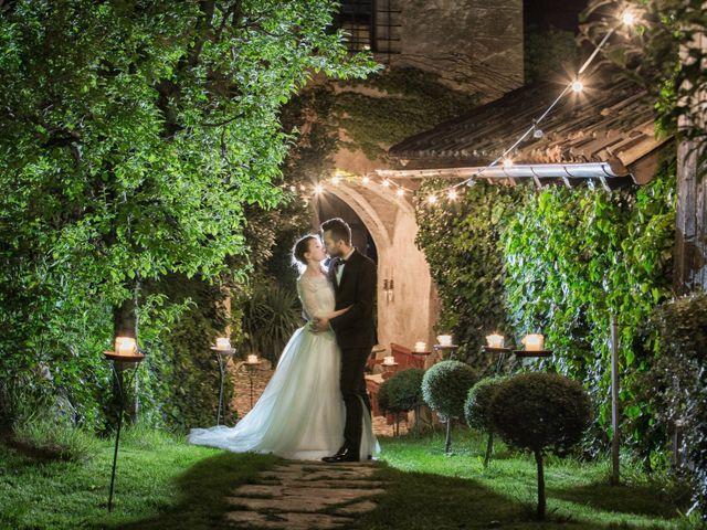 Il matrimonio di Luca e Silvia a Appiano sulla strada del vino-EppanB, Bolzano 24