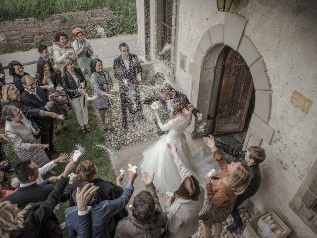Il matrimonio di Luca e Silvia a Appiano sulla strada del vino-EppanB, Bolzano 25