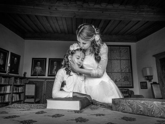 Il matrimonio di Luca e Silvia a Appiano sulla strada del vino-EppanB, Bolzano 32