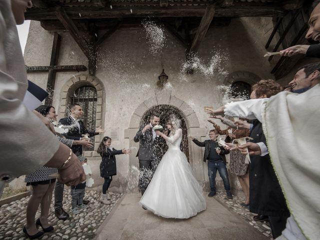 Il matrimonio di Luca e Silvia a Appiano sulla strada del vino-EppanB, Bolzano 35