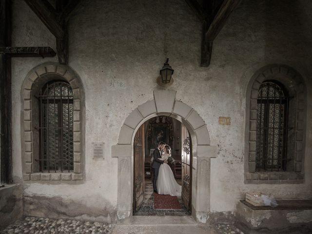 Il matrimonio di Luca e Silvia a Appiano sulla strada del vino-EppanB, Bolzano 36
