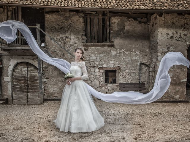 Il matrimonio di Luca e Silvia a Appiano sulla strada del vino-EppanB, Bolzano 37