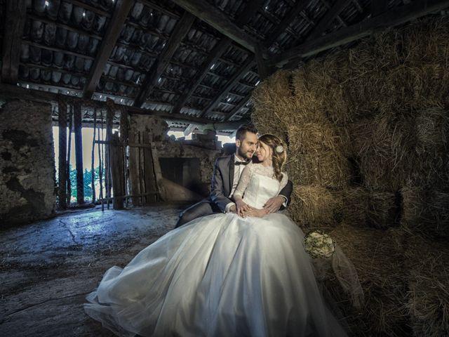 Il matrimonio di Luca e Silvia a Appiano sulla strada del vino-EppanB, Bolzano 38
