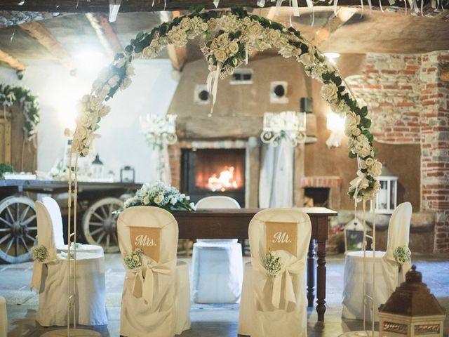 Il matrimonio di Paolo e Alessandra a Cavour, Torino 9